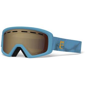 Giro Rev Lunettes De Protection, bleu/gris